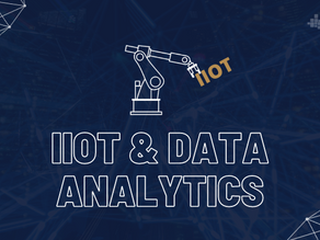 L'IIoT & Data Analytics?