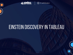 Einstein Discovery in Tableau