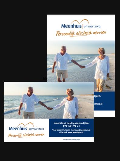 Nieuwe Meenhuis advertising concept
