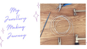 My Jewellery Making Journey