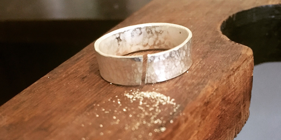 Make a Silver Ring - Monday 27th September