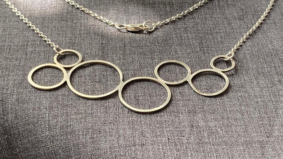 Midi Circle Necklace