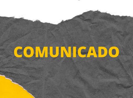 COMUNICADO - Encuentro de Verano 2020