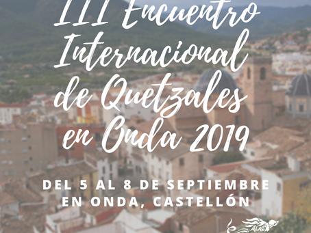 III Encuentro Internacional de Onda