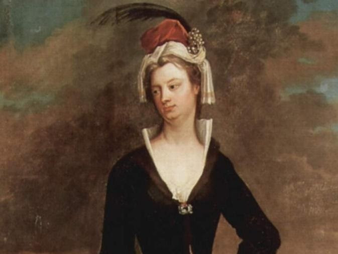 Esta es Lady Mary Wortley Montagu