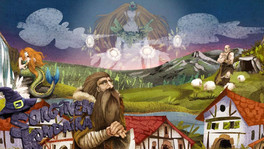 Sorginen Kondaira, juego sobre la mitología vasca