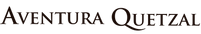 Logo aventura quetzal horizontal transpa