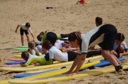 ecole de surf des bourdaines 1947