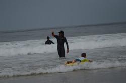 ecole de surf des bourdaines 1976