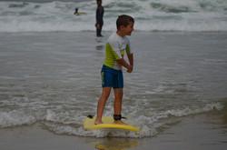 ecole de surf des bourdaines 1988
