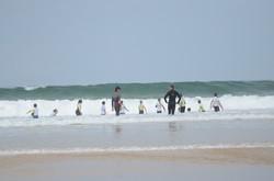 ecole de surf des bourdaines 1925