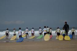 ecole de surf des bourdaines 1967
