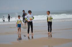 ecole de surf des bourdaines 1930