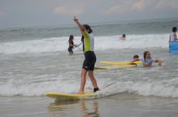 ecole de surf des bourdaines 19100