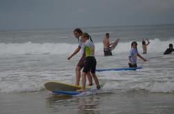 ecole de surf des bourdaines 19130