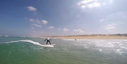 ecole de surf des bourdaines 23