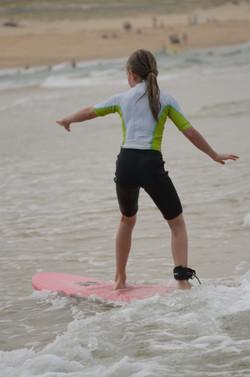ecole de surf des bourdaines 1998