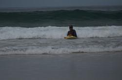 ecole de surf des bourdaines 1970