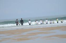 ecole de surf des bourdaines 1922