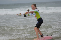 ecole de surf des bourdaines 1997