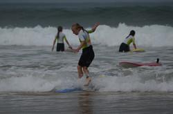 ecole de surf des bourdaines 1973