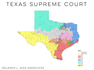 San Antonio Express: Statewide elections for top Texas judges discriminate against Hispanics