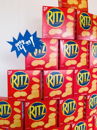 Ritz It Up Installation (Tower)