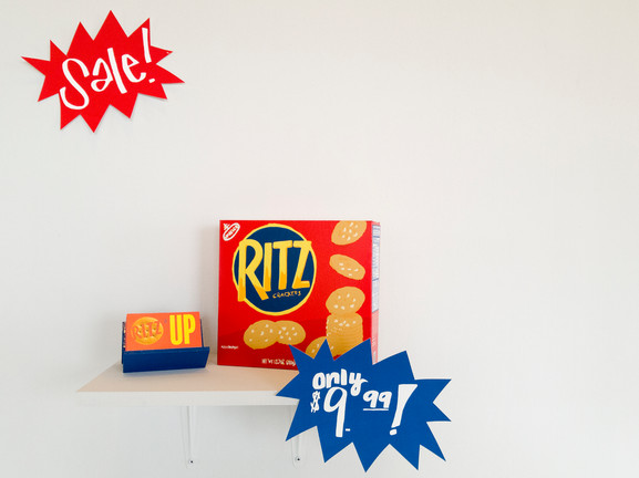Ritz It Up Installation