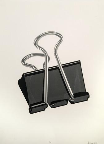 Binder Clip I