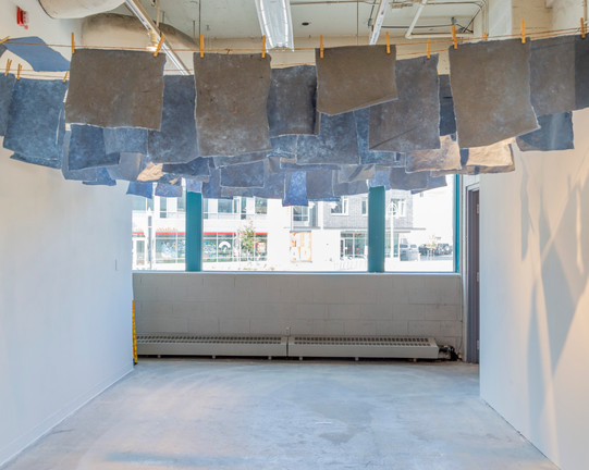 Paper Installation (with Brian Pfister)