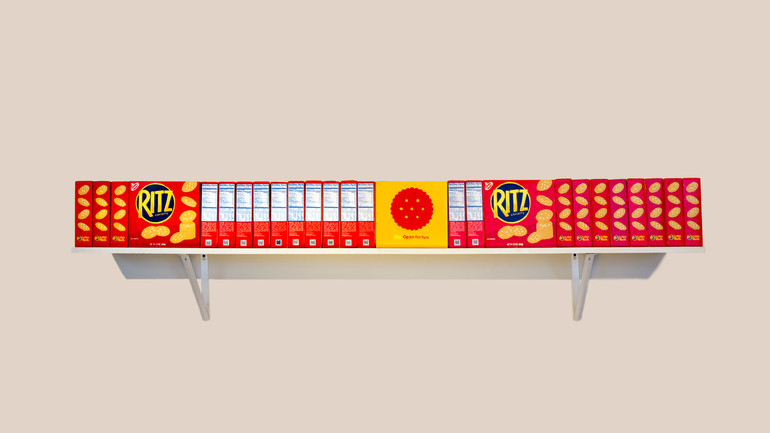 Ritz Display 3 (Shelf)