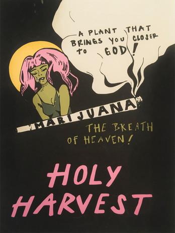 Holy Harvest Poster