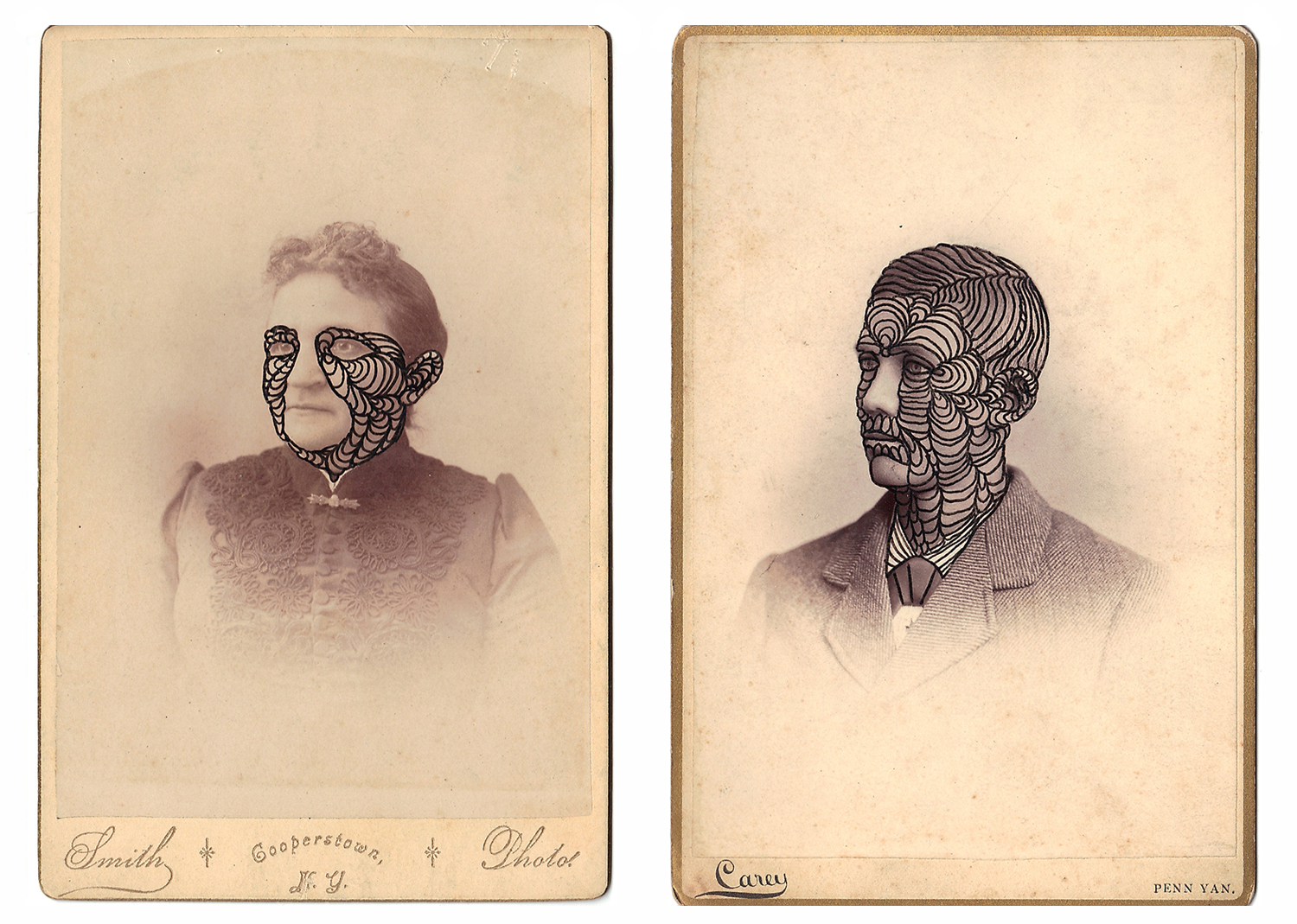 Altered Portraits, 2014