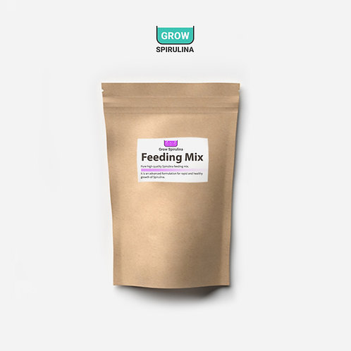 Feeding Mix - for Spirulina Cultivation