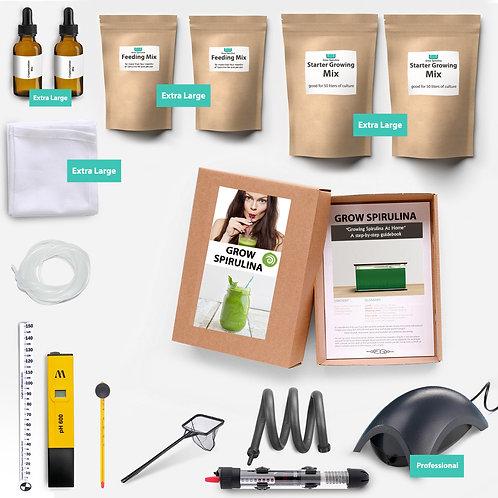 Super-Premium Spirulina Kit