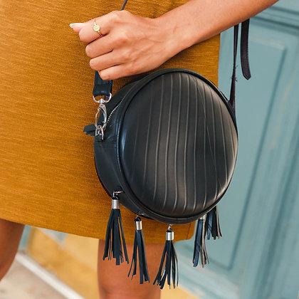 פלורנס - תיק טבעוני לאישה מפנימית צמיג