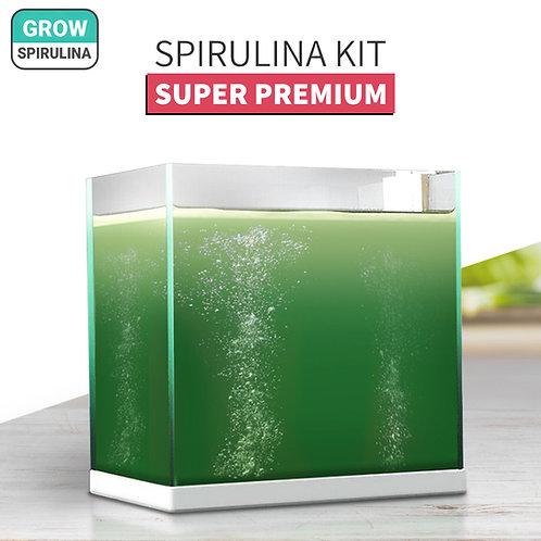 Super-Premium Spirulina Grow Kit