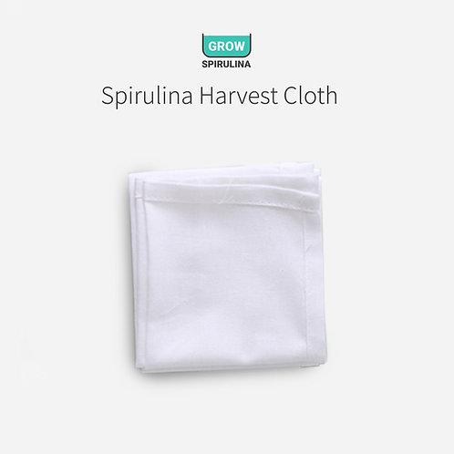Spirulina Harvest Cloth