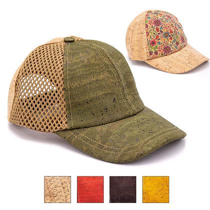 כובע ליסבון - עשוי שעם טבעי