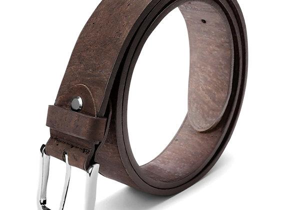 חגורה טבעונית מבד שעם - דארק ג'וי