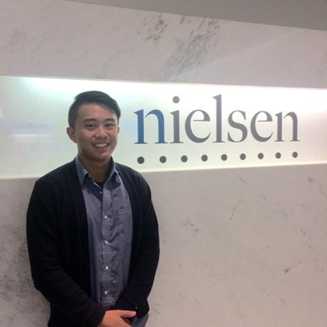 Jamie Wong, Nielsen Intern