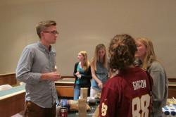 Chris Allen visit to Design Fellows