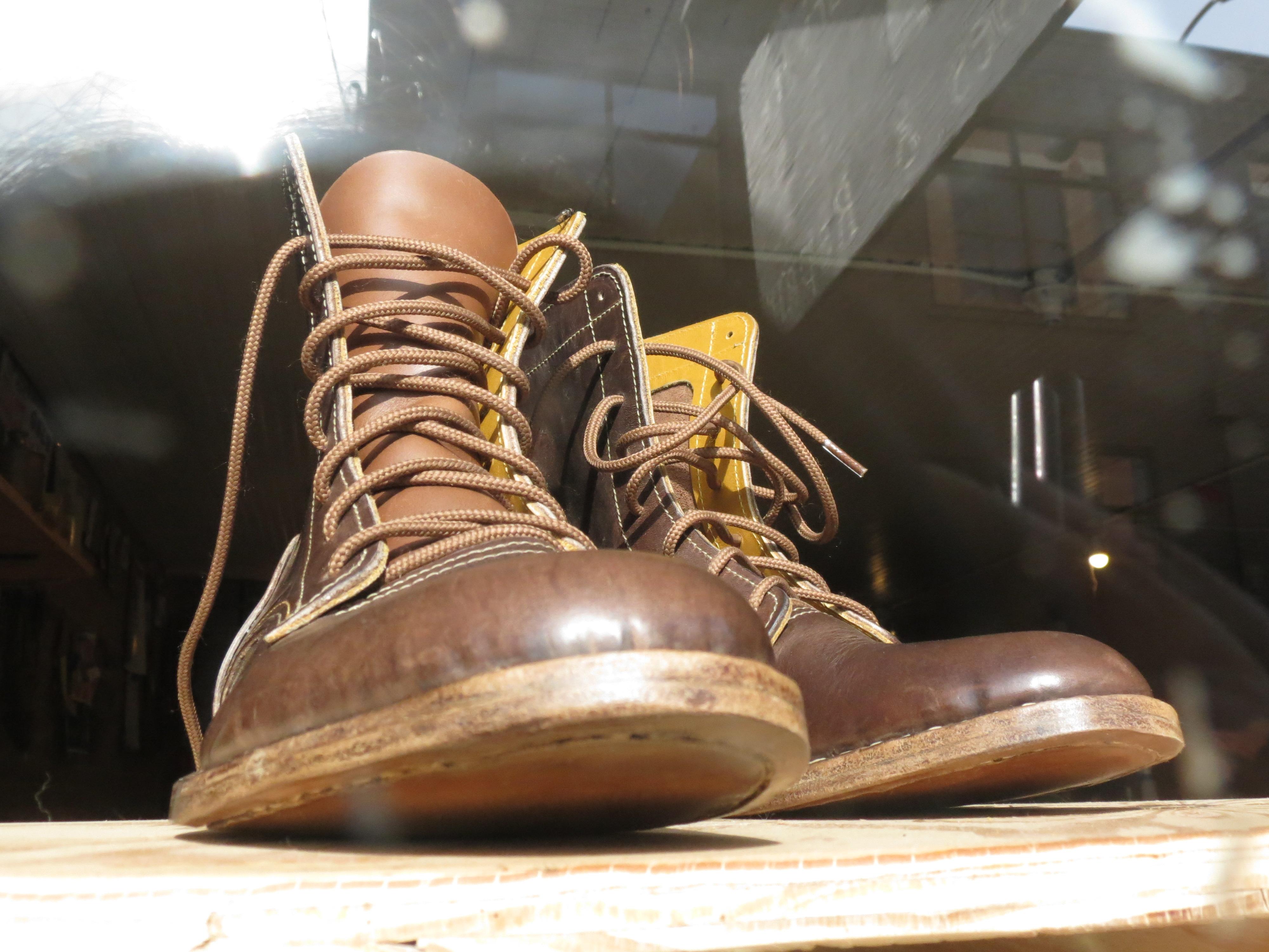 Buckham Boot