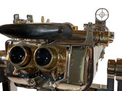 10x80 20 degree Krieggsmarine U-Boat Binoculars
