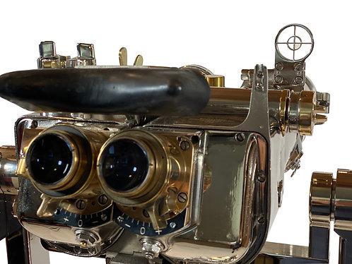 10x80 Krieggsmarine 20 Degree binoculars - U Boat