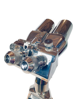 10x80 Flak WWII German binocular