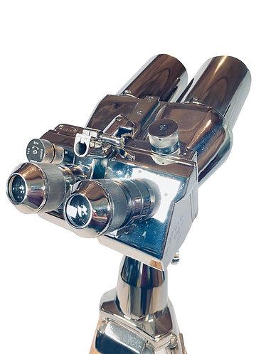 10x80 Flak Binoculars - 45 degree Flak