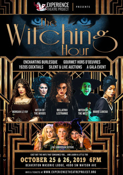 Witching Hour: A 1920s Gala Event