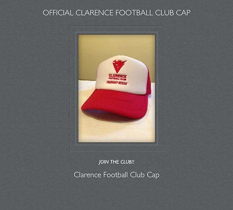 Clarence Football Club Cap