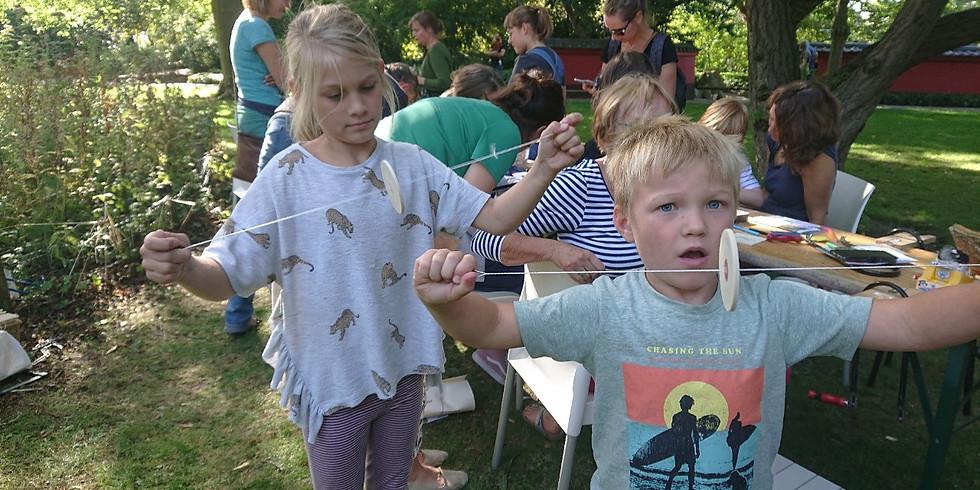 Basis cursus op eigen wieken start 11 september 2020